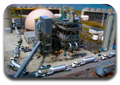 Santee Cooper Winyah Steam Genration Plant Power and Process Industrial Insulation Contractors